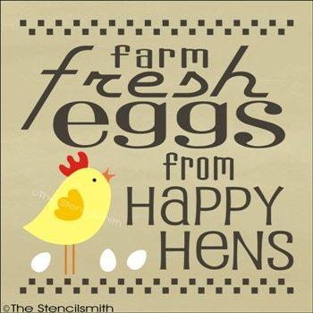 1735  Farm Fresh EggsFarm Fresh Eggs from happy hens