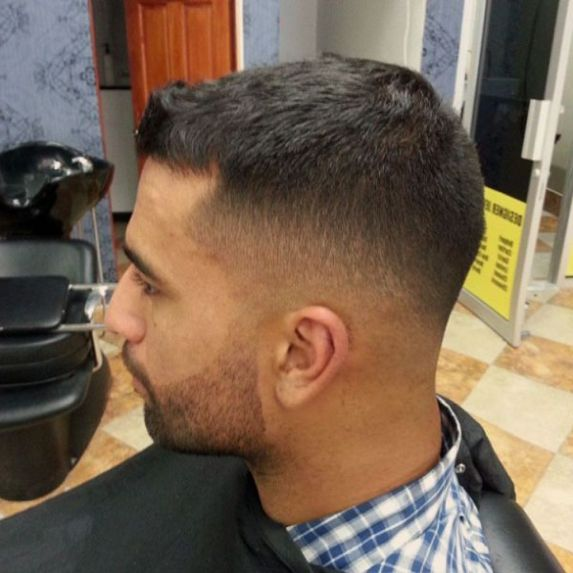 Image result for Short Cut + Mid Fade