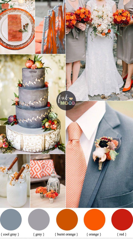 Autumn Themes Weddings