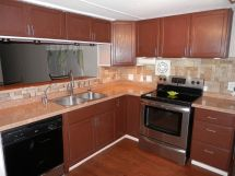 Mobile Home Kitchen Remodel