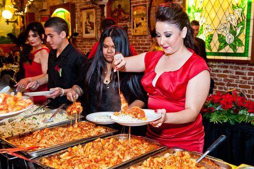 Cheap wedding food catering  Wedding photo blog  Weddings  Pinterest  Cheap wedding food