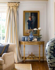 Belclaire house blue  white in traditional home also inspiration rh pinterest