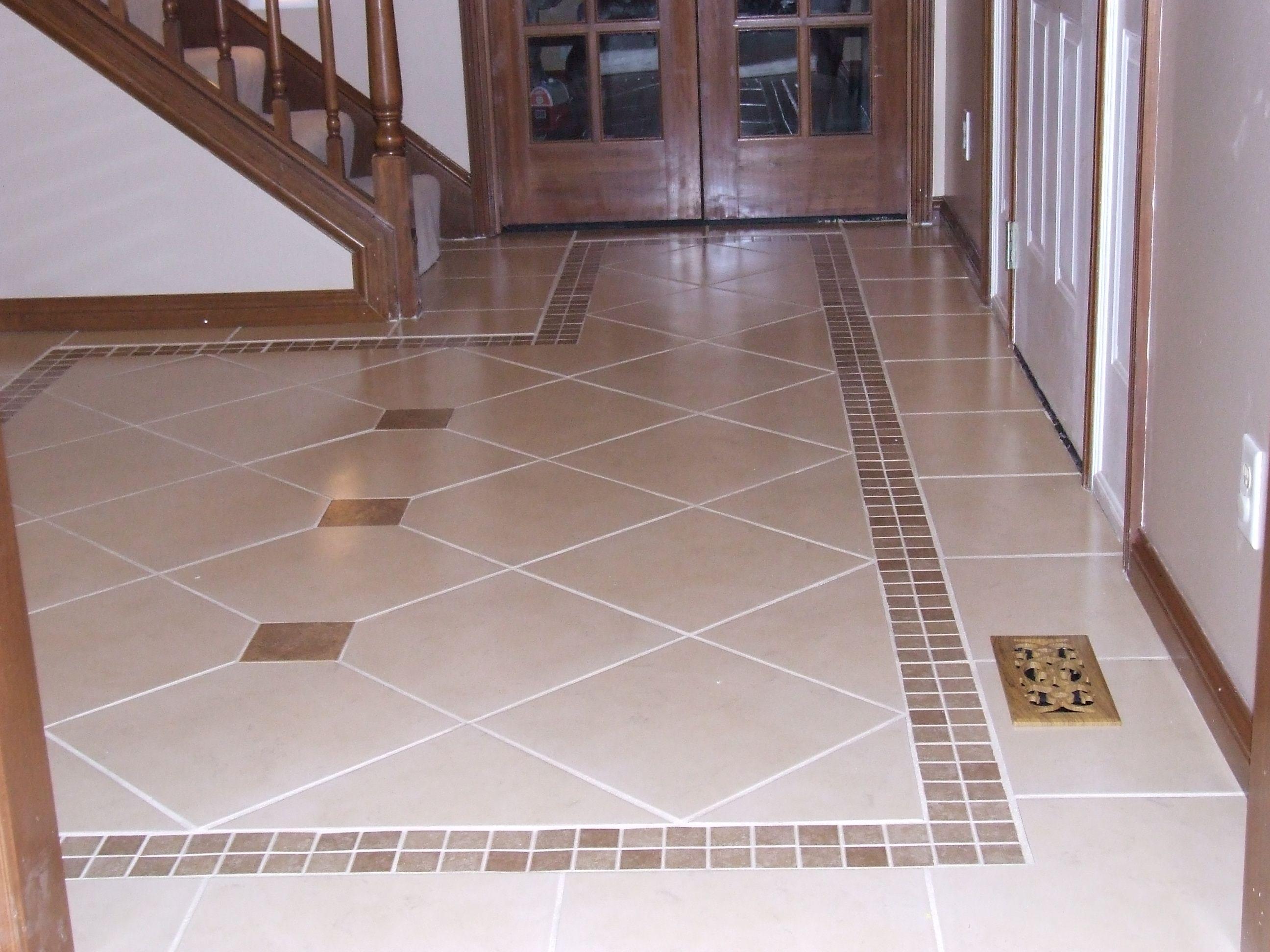 Images Of Tile Patterns Ceramic Tile Designs For Foyer