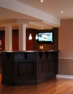Home bar design ideas for medium and small rooms also basement rh pinterest