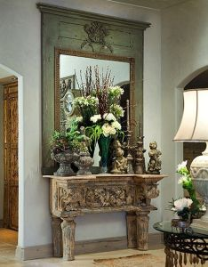 French country home also captive creativity dream house foyer first impression rh pinterest