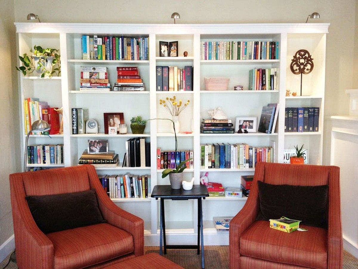 IKEA Billy Bookcase Design Ideas for Home  Ideas for the