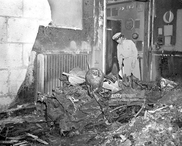 25 Empire State Building Crash 1945 Aircraft Accident In Mitchell