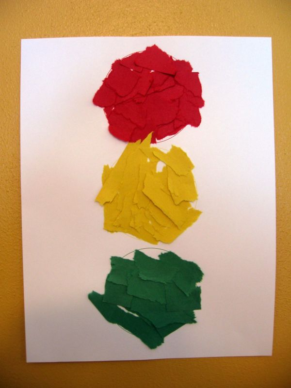 Letter T Preschool Crafts