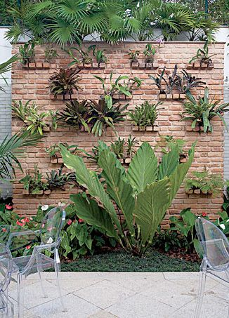 Garden Wall Design Ideas