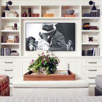Best 25+ Built in tv wall unit ideas on Pinterest | Built ...