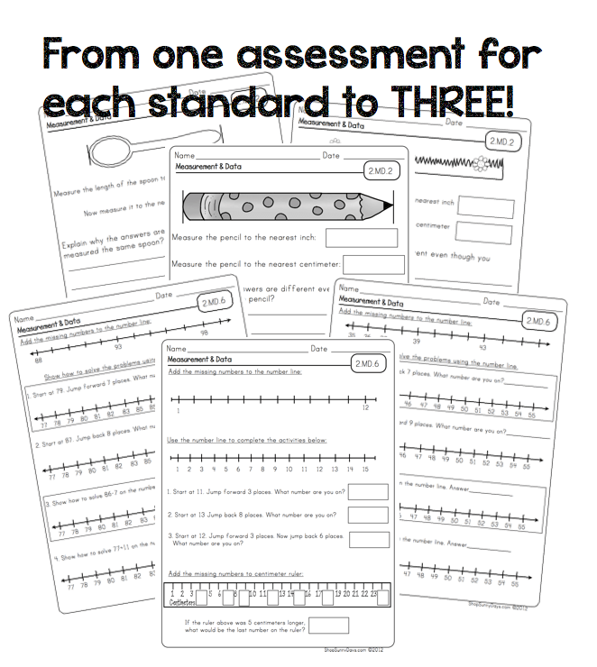 Math Worksheets » Common Core Third Grade Math Worksheets