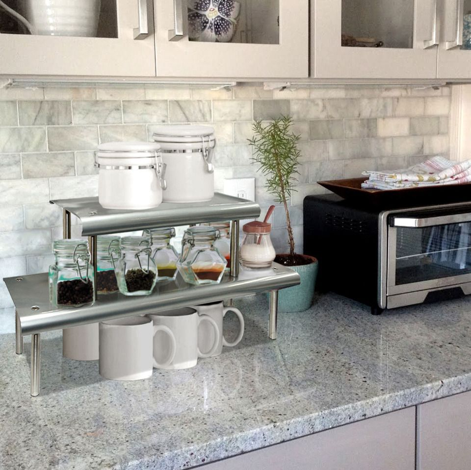 Kitchen Counter Shelf