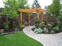 Cheap+Landscaping+Ideas+For+Back+Yard | Gravel Backyard ...