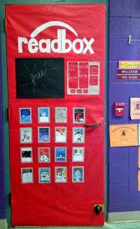 Readbox door decoration | Puertas de clase decoradas ...