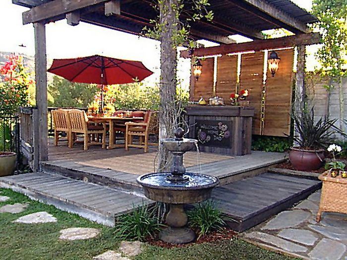 deck design ideas deck decorating ideas on budget best home - Ideas For Deck Design