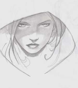 drawing sketch cool drawings sketches simple pencil awesome amazing face rogue nice wallpapers hair tips easy draw explore aelin tutorials