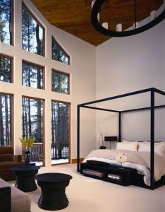 Interiors also country home master bedroom  ceiling bedrooms and modern rh pinterest