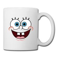Cool Cartoon Cute Face Ceramic Coffee Mug, Tea Cup | Best ...