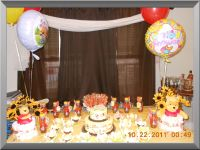 Baby shower Winnie the pooh theme | Cakes,cookies ...