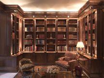 Luxury Library Room Furniture