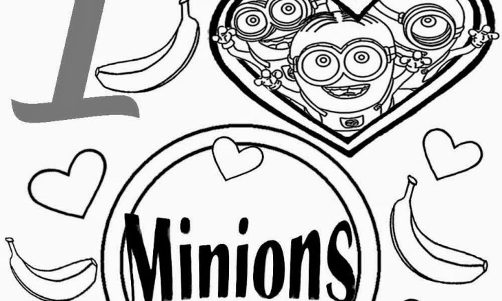 Minions coloring pages for older kids just widescreen cute minions baby animals laptop full hd pics