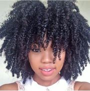 coily hair ideas
