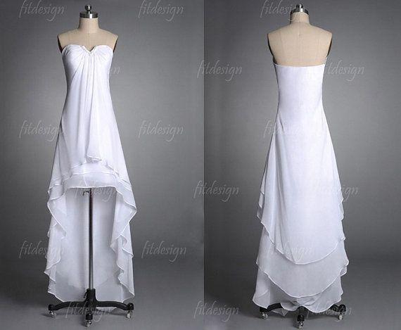 Best 25+ Beach Wedding Dresses Ideas On Pinterest