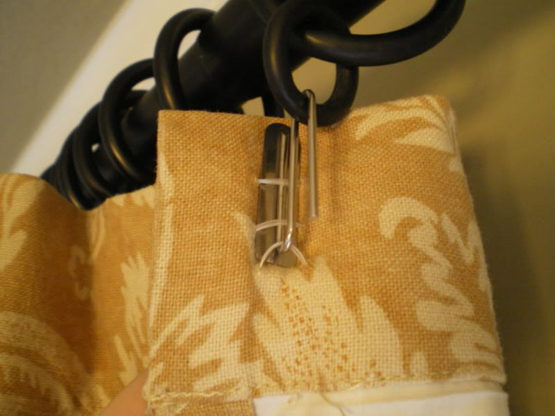 Extremely Helpful Images Of How To Hang The Curtains Using The
