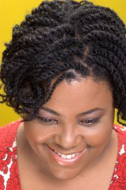 gorgeous #twists #naturalhairstyle