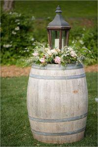 60 Rustic Country Wine Barrel Wedding Ideas