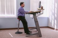 Stand Up Office Furniture Inspiration | yvotube.com