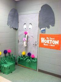 dr. seuss decorations for classrooms   classroom ...