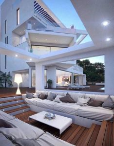 The costa blanca estate designed by grand design javea located in alicante spain also rh pinterest
