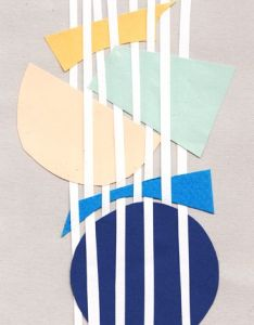 Paper collage inspiration by amy van luijk also art project rh pinterest
