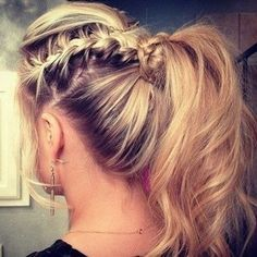 Lyrical Dance Hairstyles Google Search Hair Styles Pinterest
