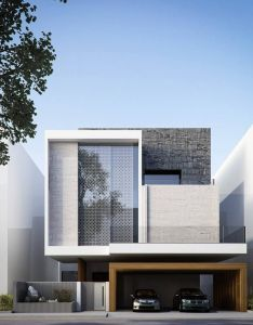 Multiple facades of the front face top houses this week architecture design also ng pixeles rh uk pinterest