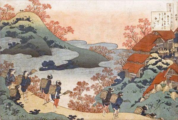 Famous Japanese Landscape Art