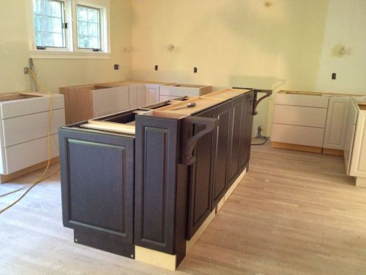 Kitchen Island Cabinets Online Hot S Wood Bar Height Building