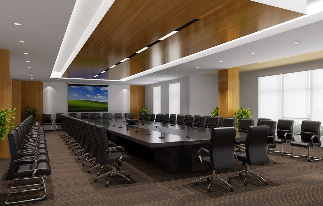 Interior Design For Meeting Room Modern Digital Meeting