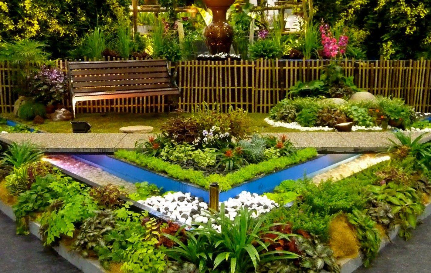 Home Garden Design Ideas Garden Home Plans Ideas Picture
