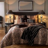 Leopard Bedroom Decor ...