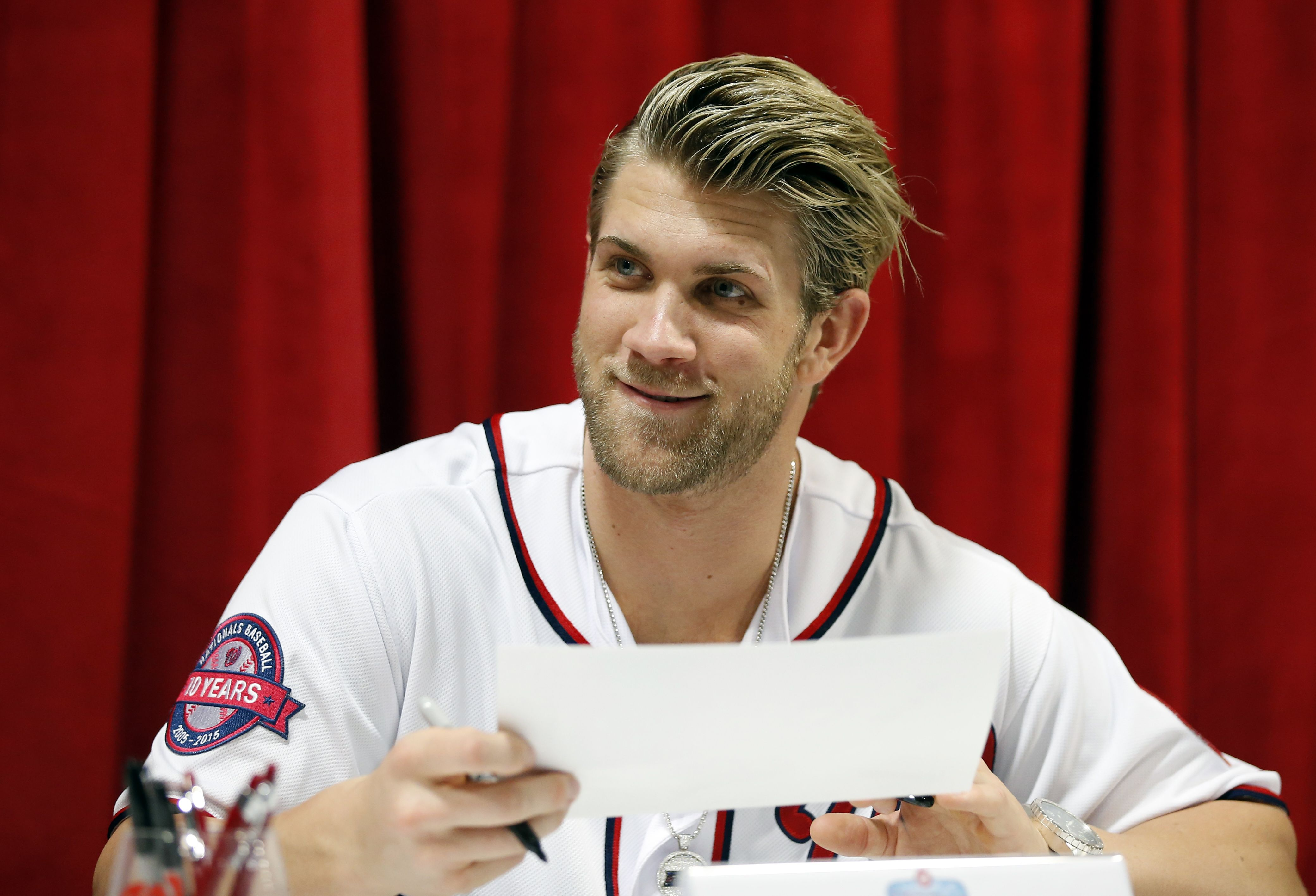 Image Result For Bryce Harper Sports Mags Pinterest Bryce
