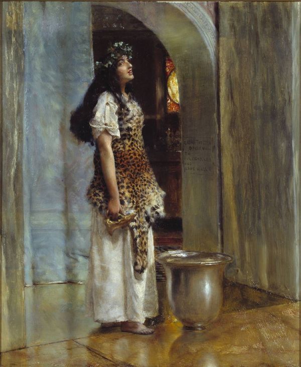 Sir Lawrence Alma-Tadema Paintings