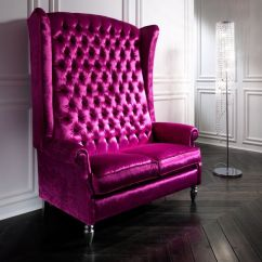 High Backed Throne Chair Covers Bulk Buy Diva Collection Button Sofa | Luxe Living Pinterest