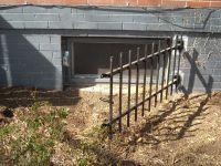 Decorative Basement Window Security Bars Ideas | Country ...