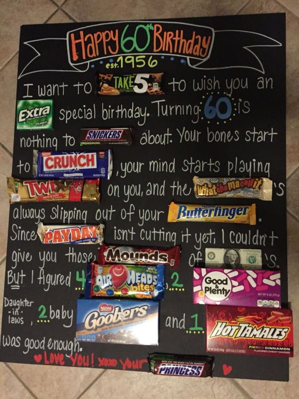 Over The Hill Birthday Candy Bar Sayings Ideas Vtwctr