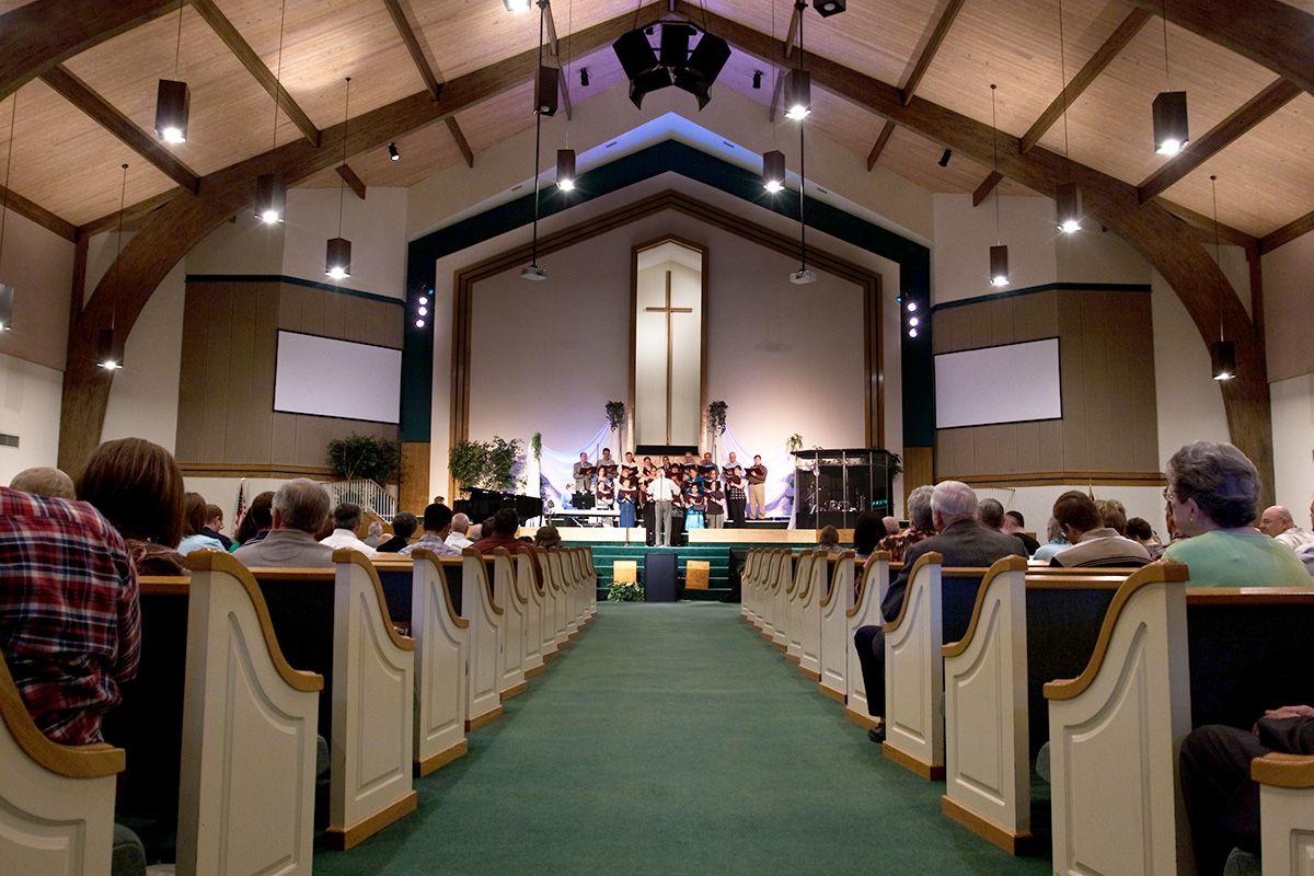 insidesmallchurches  Church Sanctuary Designs For Small Churches  Breakfast  Pinterest