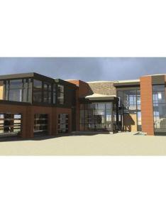 House also houseplan floor plans contempary pinterest square rh