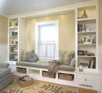love this- who cares if you don't have a bay window, make ...