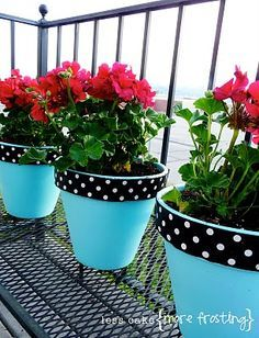 Guest Project Flowered Wipes Container Gardens Flower And 39;?